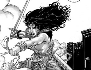 Wonder Woman Cover #22