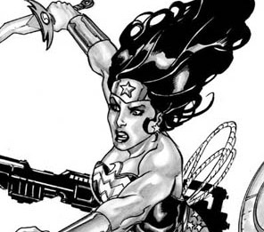 Wonder Woman Cover #36