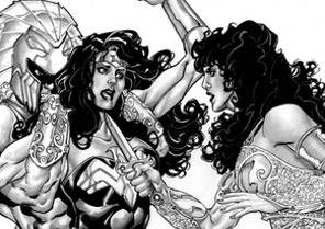 Wonder Woman Cover #37