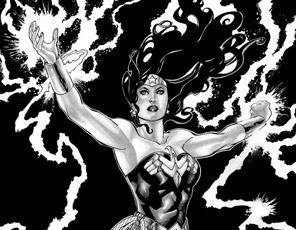 Wonder Woman Cover #39