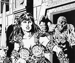 Xena: Bloodlines #1
